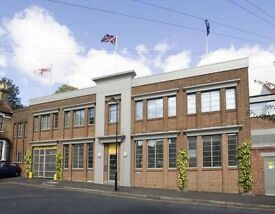 Commercial office premises in central Croydon.
