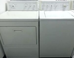 KENMORE SET WASHER & DRYER RECONDITIONED LIKE NEW WARRANTY 425