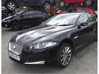 BREAKING: 2011 JAGUAR XF 2.2 AUTO