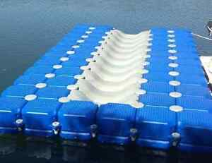 NEW FLOATING DOCK SYSTEM FOR YOU - discount now-order now