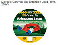 Camping extension lead 10mtrs