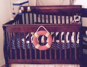 Lit bébé , bassinette