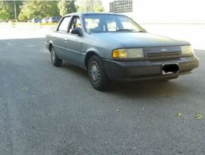 3L-V6 Ford Tempo ( it runs like NEW)