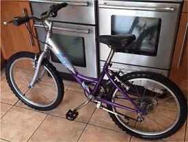 Raleigh Starz Girls Bike