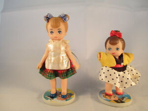 Vintage Tyco Dixie Diner little dolls 1960's London Ontario image 4