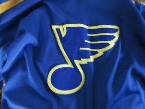 1970's Sandow St. Louis Blues Jersey London Ontario image 1