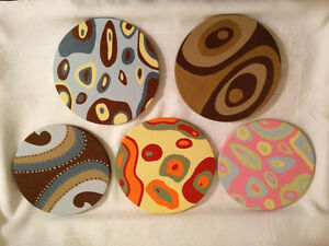 "HOSTESS GIFT? One of a kind Trivets ""Hot Pot"" Table protectors West Island Greater Montréal image 3"