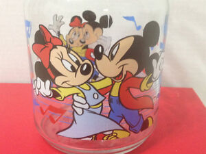 Mickey and Minnie Juice Decanter, Mickey Mouse, Minnie Mouse