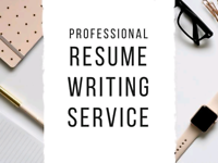 RESUME WRITING SERVICES STARTING FROM $50!!