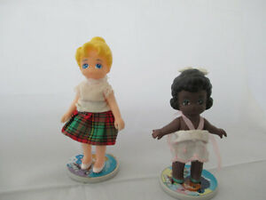 Vintage Tyco Dixie Diner little dolls 1960's London Ontario image 3