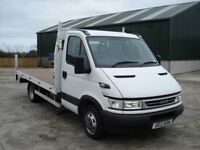 WANTED IVECO PICKUP