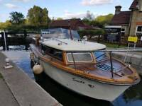 1964 Freeman 30 - 30ft houseboat for sale