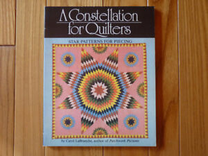 A Constellation For Quilters - Star Patterns For Piecing