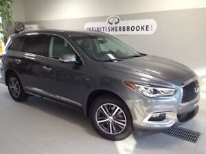 2017 Infiniti QX60 AWD+ 5000LBS REMORQUAGE+CERTIFICATION INCLUS