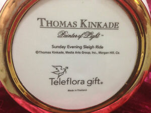 Thomas Kinkade Vase / Planter Kingston Kingston Area image 4