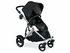 Britax B Ready stroller and bassinet attachment