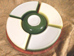 Lazy Susan Mid Century  Snack Food (Pierrefonds) West Island Greater Montréal image 2