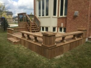 Deck Installation , Replacements, Repair -Discounted Price