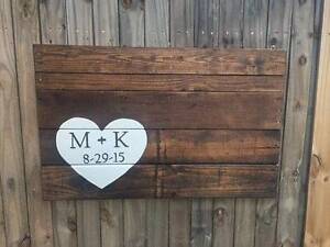 Personalized Wedding and Home  Decor -A Bit of Country. London Ontario image 10