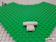 1x Lego Triebwerk neu-hell grau 2x2 Platte Turbine Düse mit Rotor Rad 4868bc01