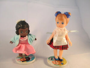 Vintage Tyco Dixie Diner little dolls 1960's London Ontario image 2