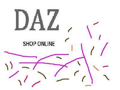 DAZ SHOP ONLINE