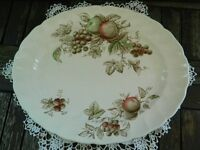 Vintage/Harvest Time/Johnson Brothers/Oval Platter
