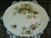 Vintage/Harvest Time/Johnson Brothers/Oval Platter