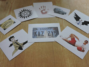 CUSTOM AND POP CULTURE/FANDOM STICKERS - PERFECT FOR LAPTOPS Cambridge Kitchener Area image 2