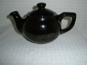 Vintage 1960's Royal Canadian Art Pottery Teapot