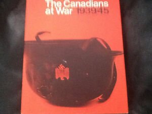 Readers Digest: The canadians at war 1939 to 45