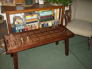 Want to buy Cribbage Board Coffee Table