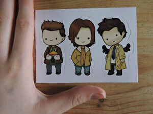 CUSTOM AND POP CULTURE/FANDOM STICKERS - PERFECT FOR LAPTOPS Cambridge Kitchener Area image 3