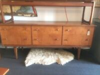 1960s teak Sideboard by Homeworthy. Vintage/Retro/Mid Century
