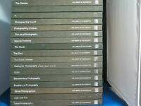 Time-Life Art/Photography Books (11 Volumes)