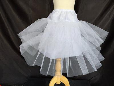 Petti Coat Petticoat Underskirt Slips Slip Flower Girl Dress Wedding Bridesmaid - Flower Girl Slip