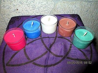 Altar Candle Set ~ Witchcraft Candle ~ Wicca Spell Candle ~ Witchcraft Supply (Spell Supplies)
