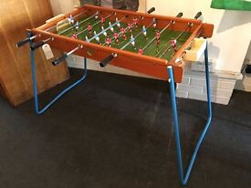 1950s Collectable Triang Table Football Vintage Toy! Retro/Foosball