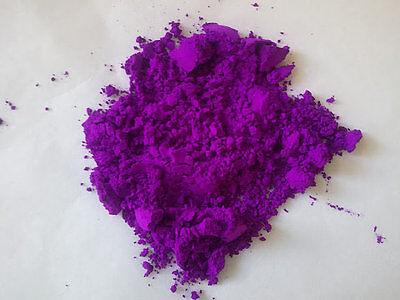 1 OZ NEON PURPLE MICA PIGMENT  FOR SOAP COSMETICS 1 Oz Purple Makeup