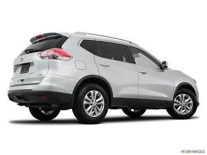 Transfert de bail Nissan Rogue 2016