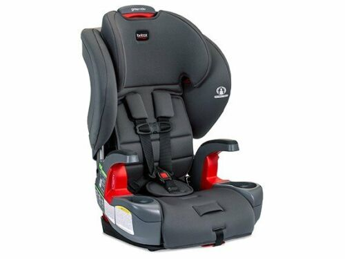 Britax Grow With You Booster Car Seat - Pebble - Brand New!!