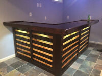 Looking for someone to build a bar table!!