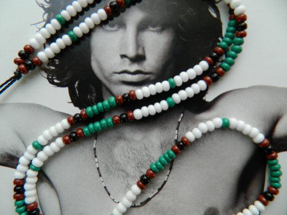 Jim Morrison Cobra Necklace™/ EXACT REPLICA 1967 Authentic Young Lion Necklace
