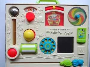Wanted: Fisher-Price Activity Centre
