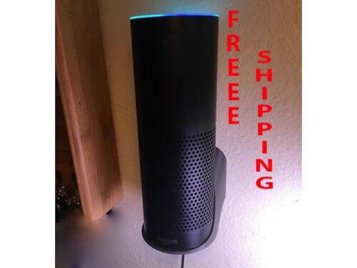 Amazon Echo First Gen Stand Wall Mount Retro Alexa Voice Assistant 1st Gen