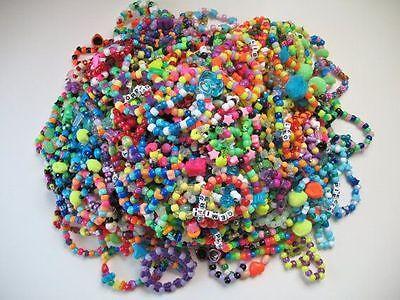 35 Kandi Bracelets! Rave Scene Emo Plur