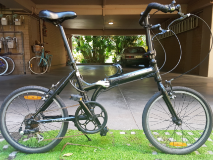 Giant Expressway 2 2014 Folding Bike St Kilda Port Phillip Preview