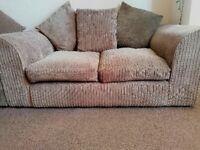 2 Seater Jumbo Cord Sofa