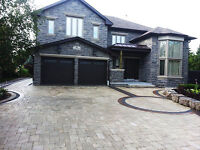 TORONTOS #1 INTERLOCK, NATURAL STONE, DRIVEWAYS, PORCHES & MORE