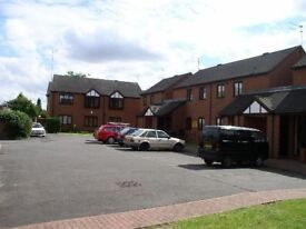 One Bed Flat, Park Court, Kidderminster, Worcestershire.